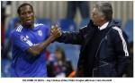 Ancelotti nu are probleme cu Drogba