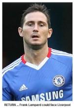 Lampard ar putea reveni pe gazon