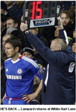 Lampard: Titlul nu pleaca nicaieri