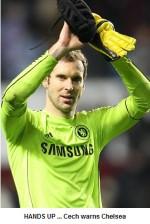 """""""Calmati-va"""" spune Cech"""