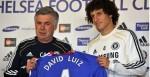 David Luiz titular in meciul cu Fulham