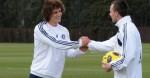 Luiz ajunge la Cobham