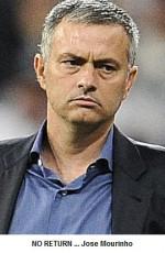 Mourinho refuza Chelsea