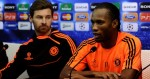 VIDEO: Didier Drogba si Frank Lampard vorbesc despre experienta de Champions League