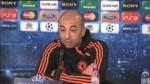 Conferinta de presa inainte de meciul cu Benfica