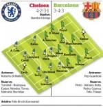 Chelsea asteapta de trei ani revansa cu Barcelona