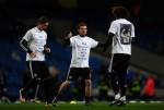 Juan Mata, Torres, Luiz si o mingie…de tenis