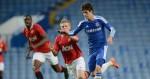 FA Cup tineret (semifinala) Chelsea 1 Man Utd 1 (3-2 agg)