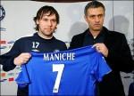 Fostul jucator al lui Chelsea,Maniche, si-a anuntat retragerea
