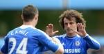 David Luiz si Gary Cahill au revenit la antrenamente