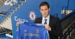 Hazard vorbeste despre transferul la Chelsea