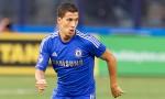 Federatia engleza de fotbal l-a acuzat pe Eden Hazard de comportament violent