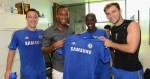 Un oaspete surpriza… Didier Drogba