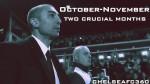 Octombrie si noiembrie : 2 luni cruciale