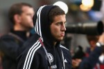 Eden Hazard se accidenteaza la antrenamentele nationalei