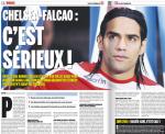 Chelsea a rezolvat finantele pentru transferul lui Falcao