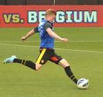 Wolfsburg interesati de Kevin De Bruyne