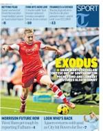 Chelsea vrea sa profite de haosul de la Southampton si face prima oferta pentru Luke Shaw