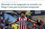 Diego Costa vine pe Stamford Bridge din vara! Chelsea si Atletico s-au inteles pentru transferul spaniolului