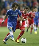 Guardiola vrea sa il deturneze pe David Luiz din drumul spre Barcelona si il ofera lui Mourinho pe Mandzukic