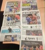 Chelsea merge pe Wembley dar il pierde pe Costa pentru trei etape