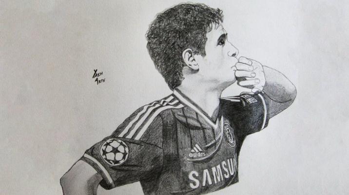 Oscar artwork Oscar si importanta lui in meciurile lui Chelsea