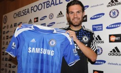 Transferul lui Juan Mata finalizat