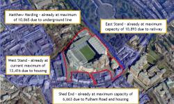 La revedere Stamford Bridge – Primul pas