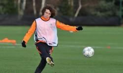 David Luiz nu va participa la Jocurile Olimipice de la Londra