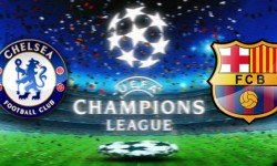 UCL: Chelsea Barcelona [1-0]