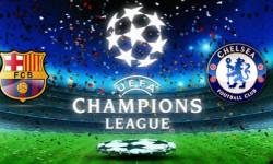 UCL: Barcelona Chelsea [2-2]