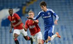 Cupa Angliei la juniori : Chelsea – Manchester United 1 – 1