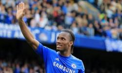 Didier Drogba printre legendele clubului