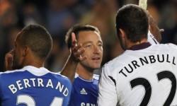Prima mea zi la club : Terry, Bertrand si Turnbull