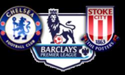 Premier League: Chelsea vs Stoke City [1-1]