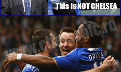 They are NOT Chelsea!