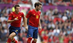 Azpilicueta a fost convocat la nationala Spaniei