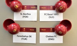 Tragerile la sorti Europa League: Basel vs Chelsea