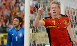 Internationale : Belgienii au fost de top
