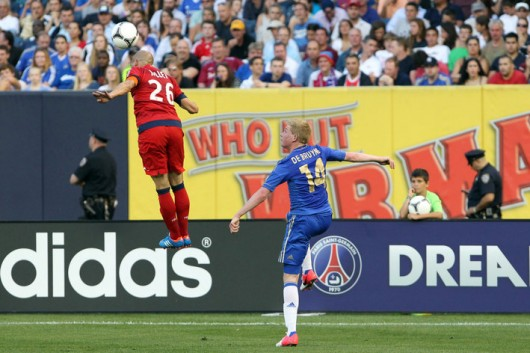 Soccer: Chelsea FC vs Paris St. Germain