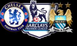 Premier League: Chelsea vs Manchester City [0-3]
