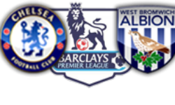 Premier League: Chelsea vs West Bromwich Albion [2-2]