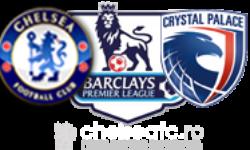 Premier League: Chelsea vs Crystal Palace [1-2]