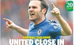 Juan Mata la Manchester United?