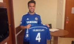 OFICIAL: Fabregas la Chelsea