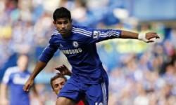 Diego Costa nu va juca pentru Spania in meciul de luni