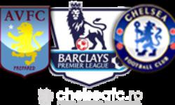 Premier League: Aston Villa vs Chelsea