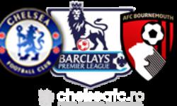 Premier League: Chelsea vs Bournemouth