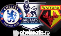 Premier League: Chelsea vs Watford