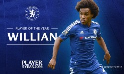 Willian trofee individuale